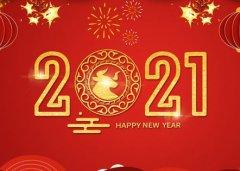 春节祝福语大全2021 2021年新年微信祝福语