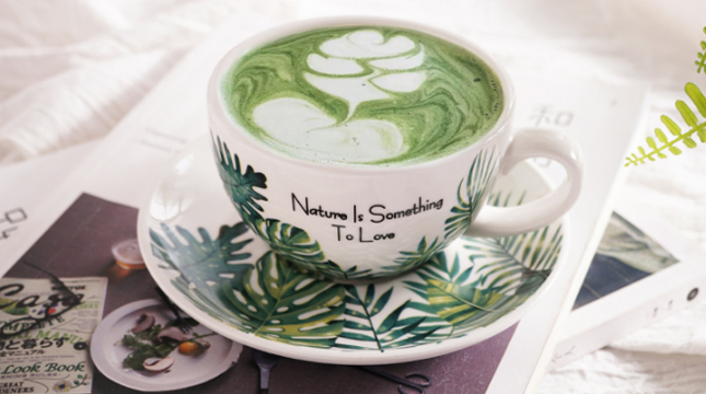 下午茶时光的朋友圈简短句子 跟闺蜜喝咖啡吃点心的心情短语